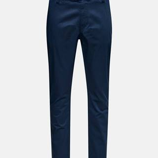 Tmavomodré chino nohavice ONLY & SONS Will