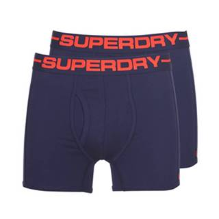 Boxerky Superdry  SPORT BOXER DOUBLE PACK