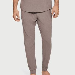 Pyžamo Under Armour Recovery Sleepwear Elite Jogger Hnedá