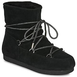 Obuv do snehu  MOON BOOT FAR SIDE LOW SUEDE